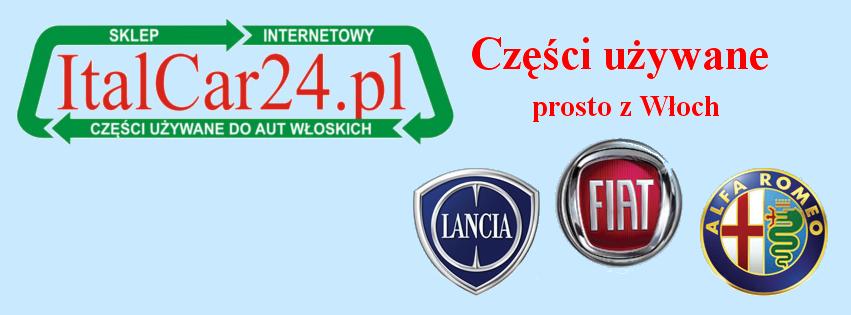 W Mega ItalCar24.pl części używane Fiat, Alfa Romeo, Lancia TE65